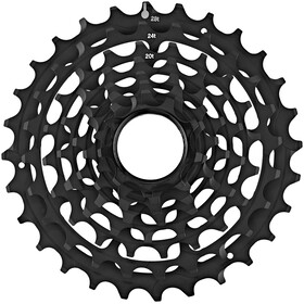 e*thirteen Steel Sprocket Cassette for TRS Race cassette 10/11-speed black